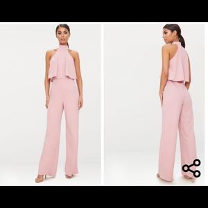 Pants - Blush Jumpsuit